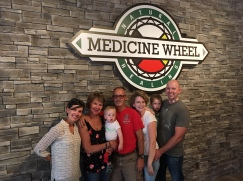 Rob Stevenson and Family
