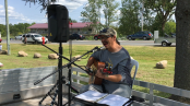 Kevin Shaganash singing